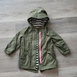 Baby Gap Girls Parka Jacket